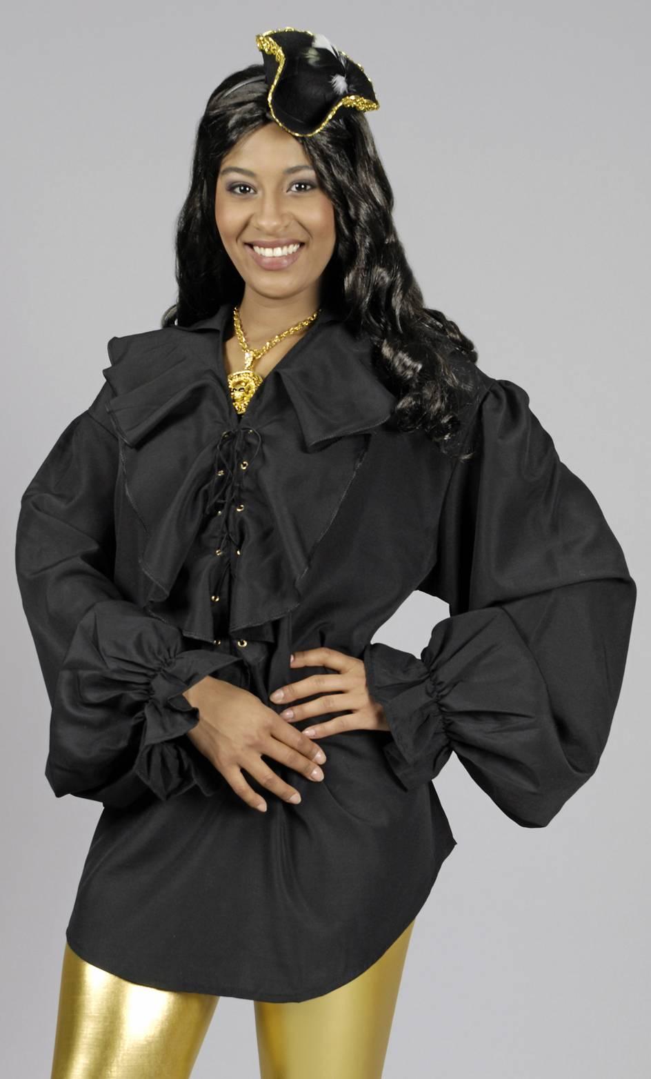 Chemise-noire-femme
