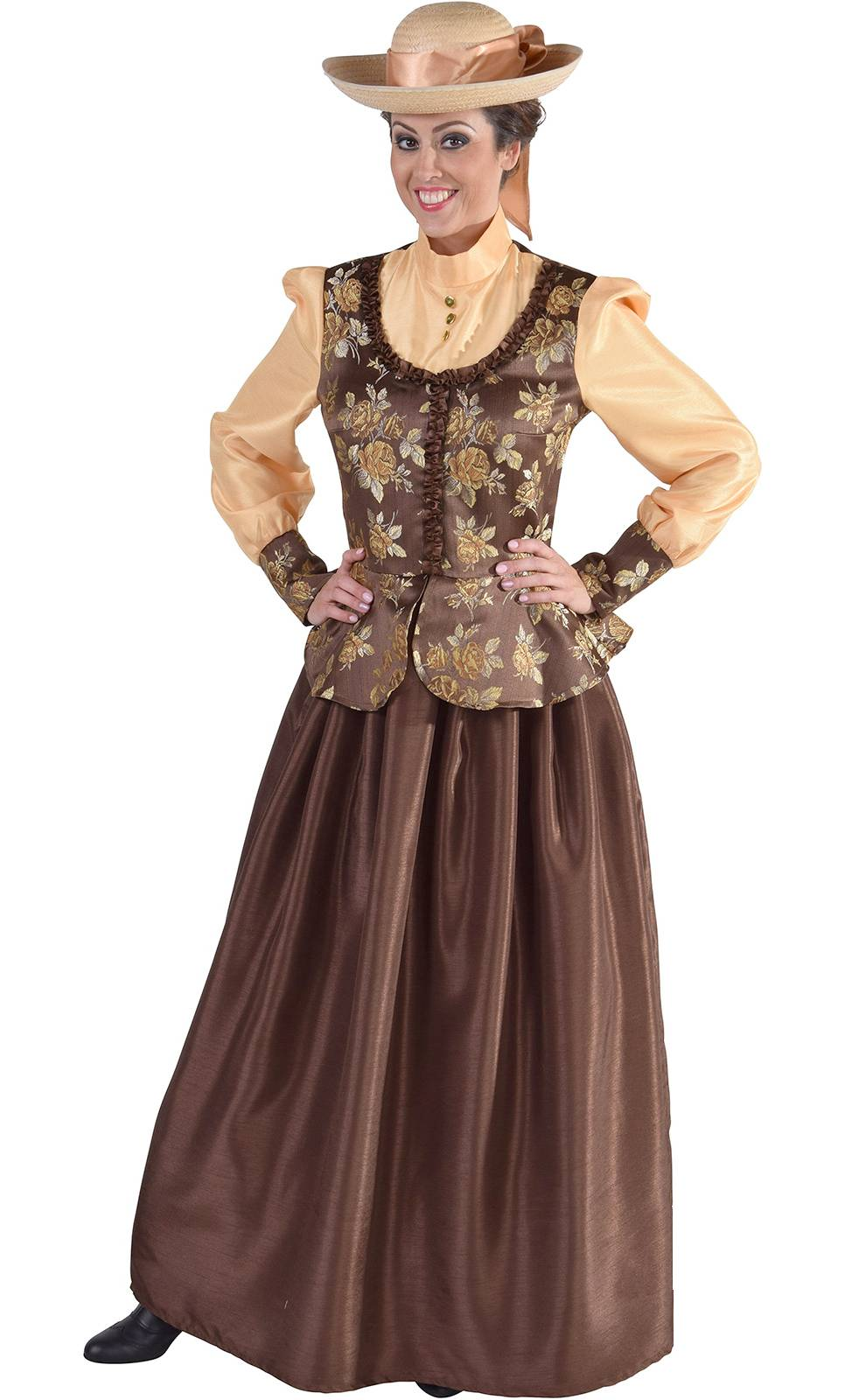 Costume victorienne femme grande taille