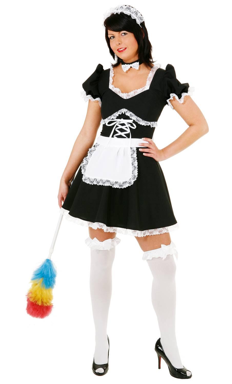 Costume de femme de chambre w20205 for Femme de chambre
