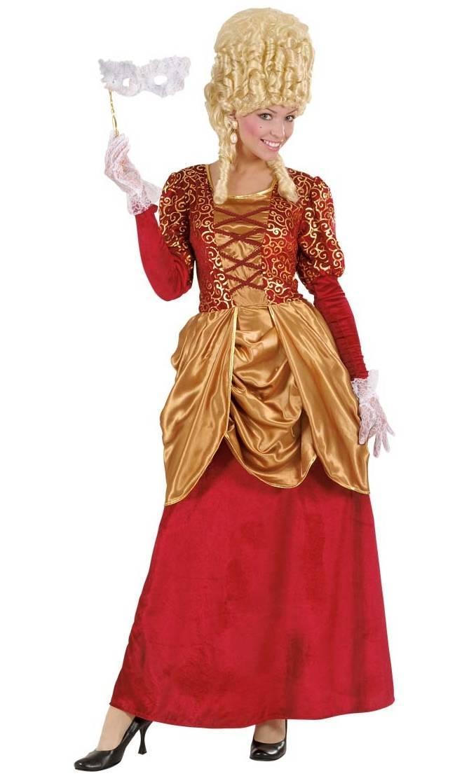 Costume-Marquise-bordeaux-XL