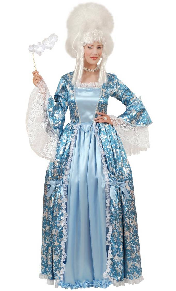 Robe-de-Marquise-Femme-Grande-Taille-XL