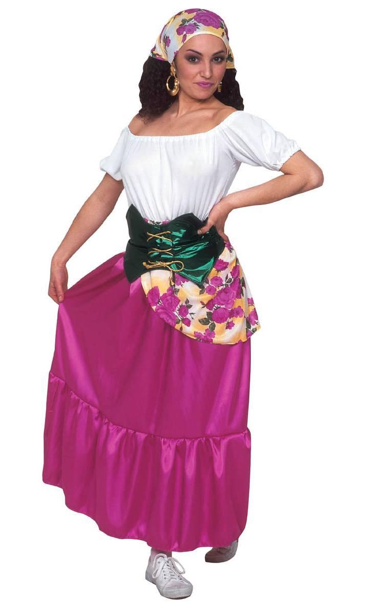 Costume-Gitane-grande-taille-XL