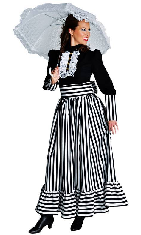 Costume-Belle-Epoque-Dame-1900-Grande-Taille