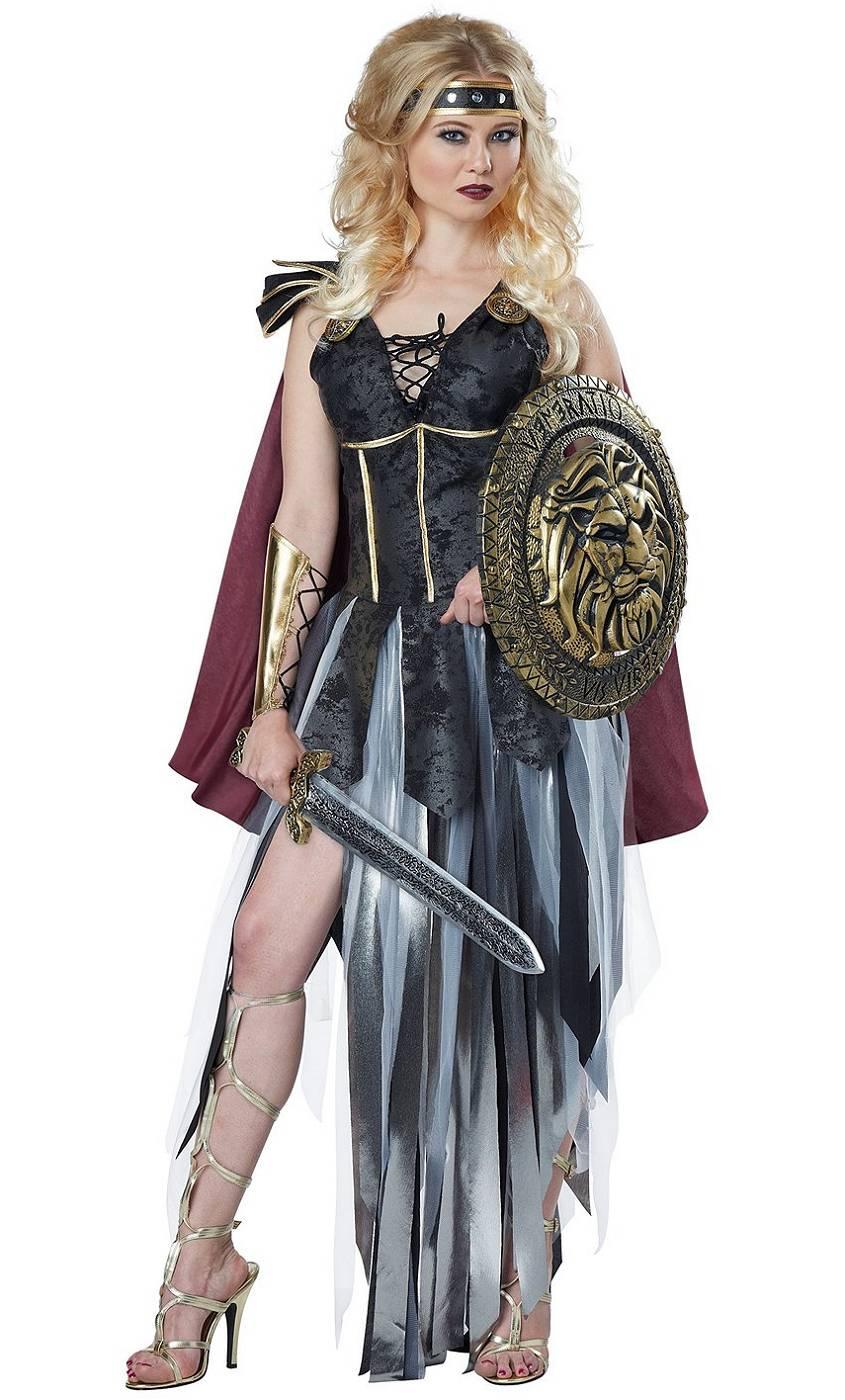 Costume-Gladiatrice-grande-taille