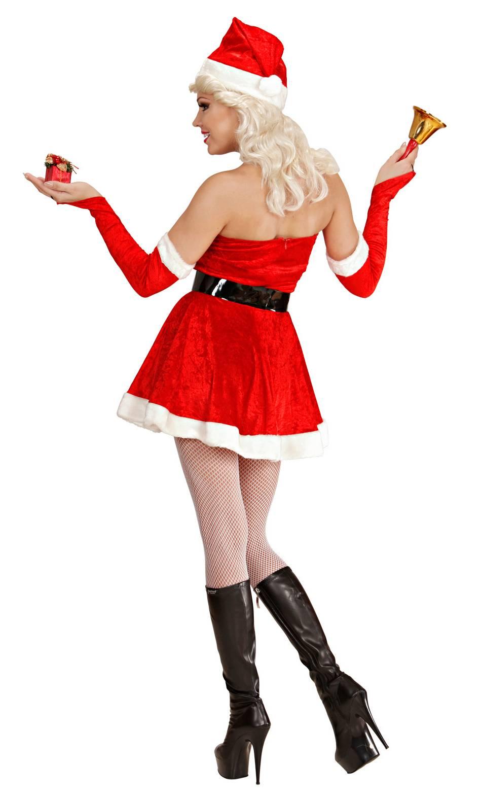Costume-Mère-Noël-Grande-Taille-XL-2