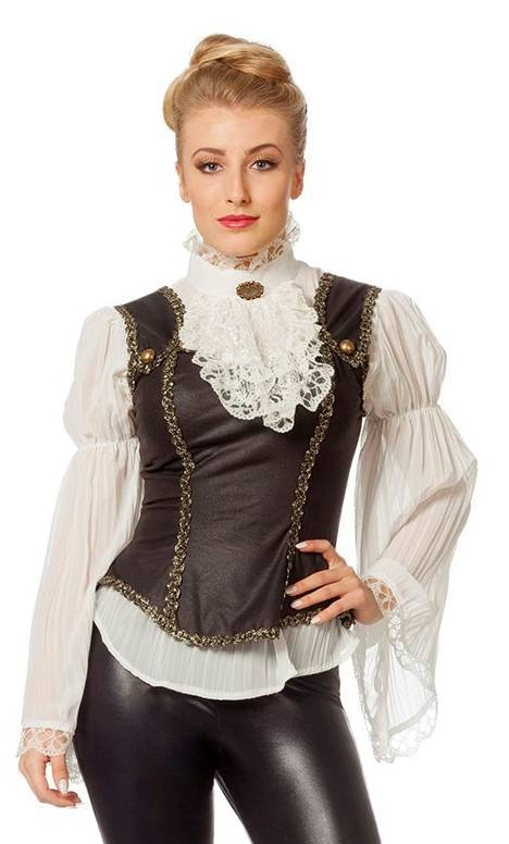 Blouse-Steampunk-Femme-Grande-Taille