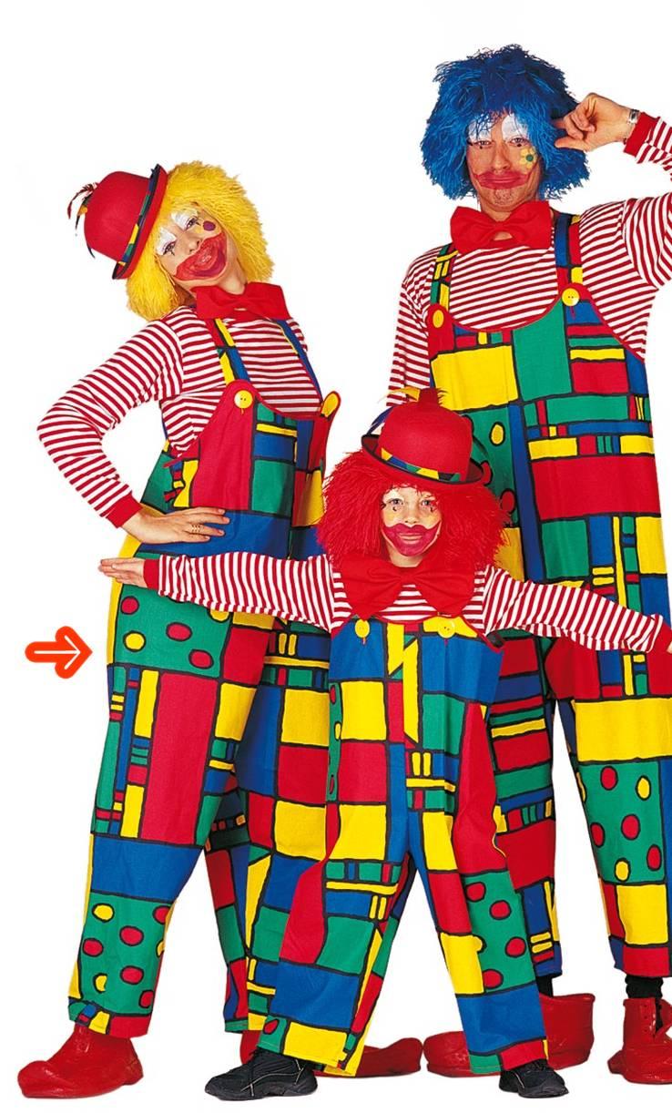 Clown-Femme-Pantalon