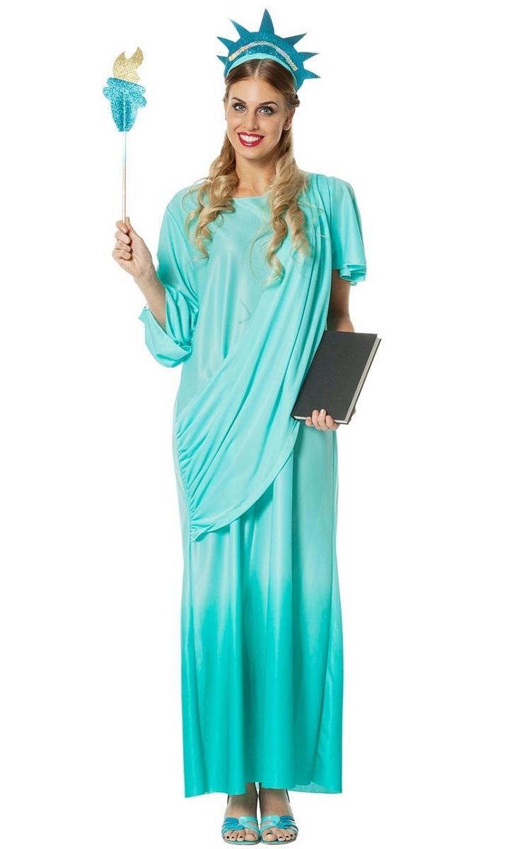 Costume-Statue-de-la-Liberté