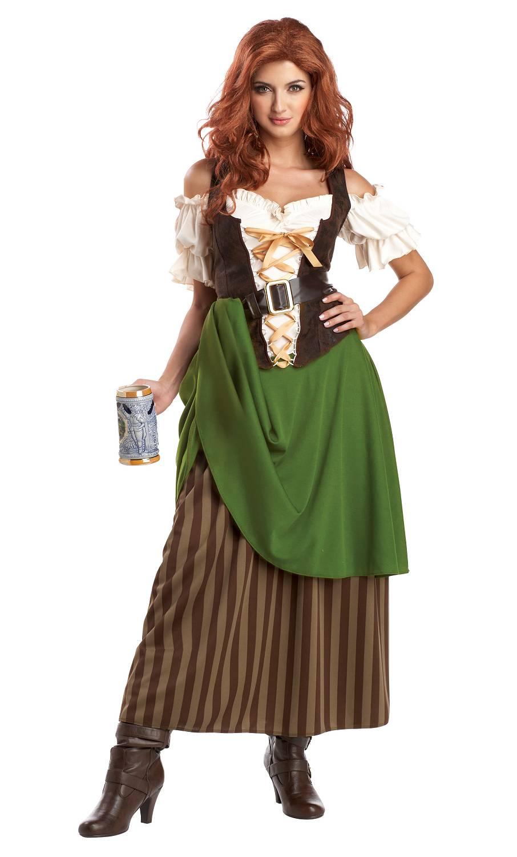 Costume-M�di�vale-Femme