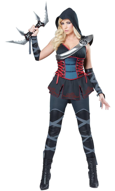 Costume-Ninja-ou-Assassin-femme