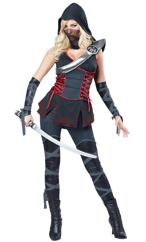 Costume-Ninja-ou-Assassin-femme-2