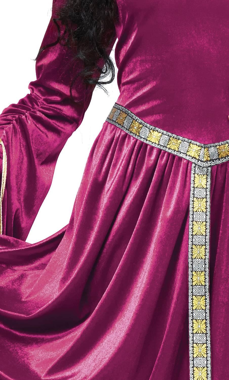 Costume-de-femme-médiévale-3