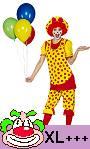 Costume-de-clown-femme-Grande-taille