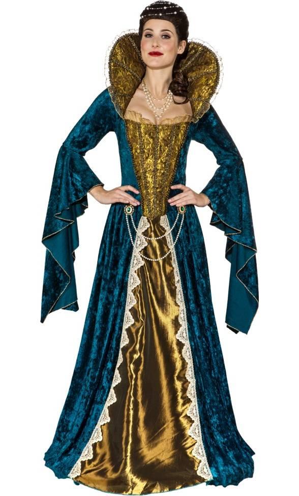 65de4f4b41f Costume médiéval pour femme-w20270
