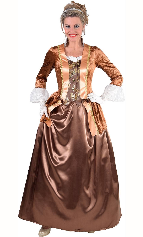 Robe de marquise femme