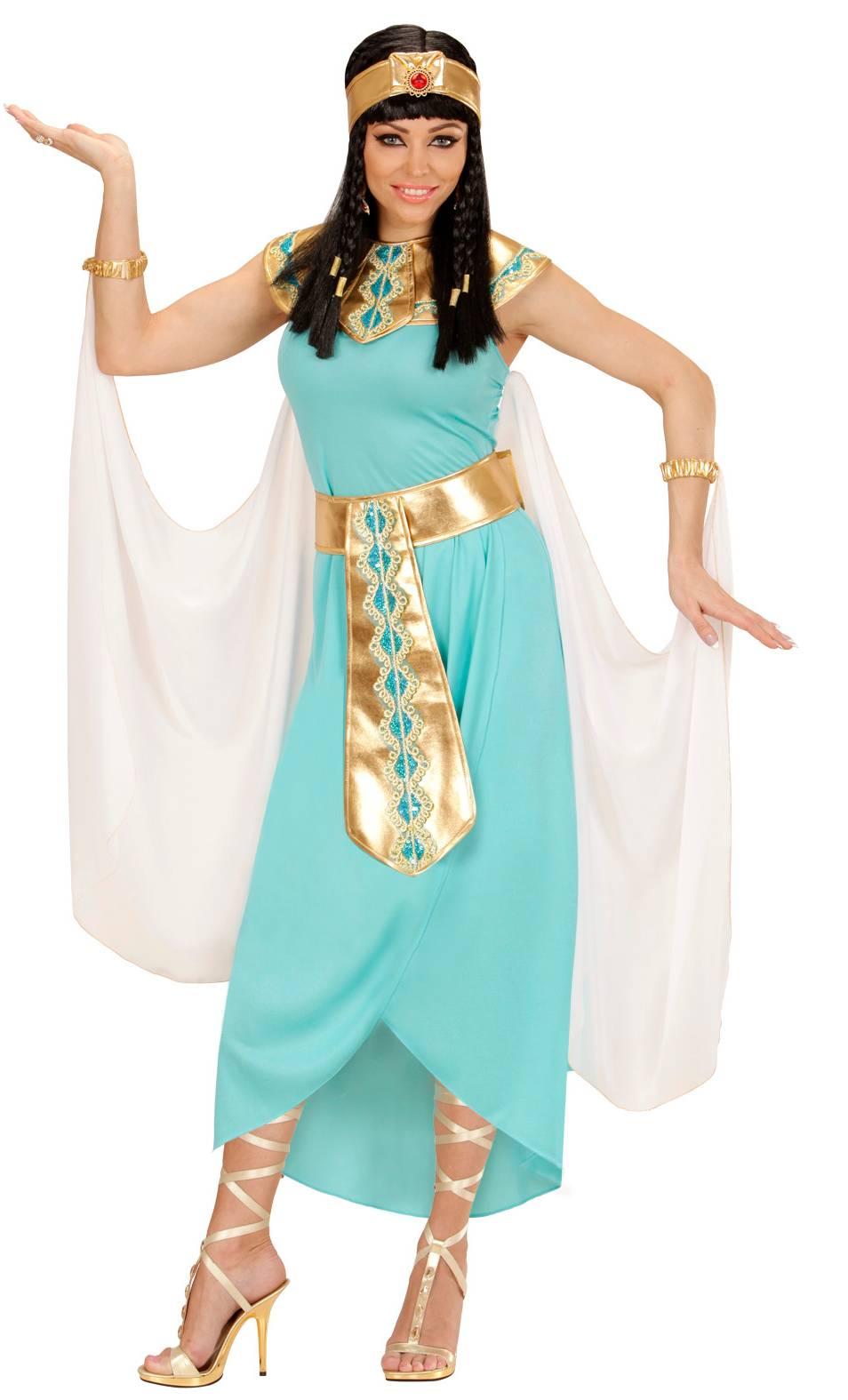 Déguisement-de-Cléopâtre-femme-en-grande-Taille