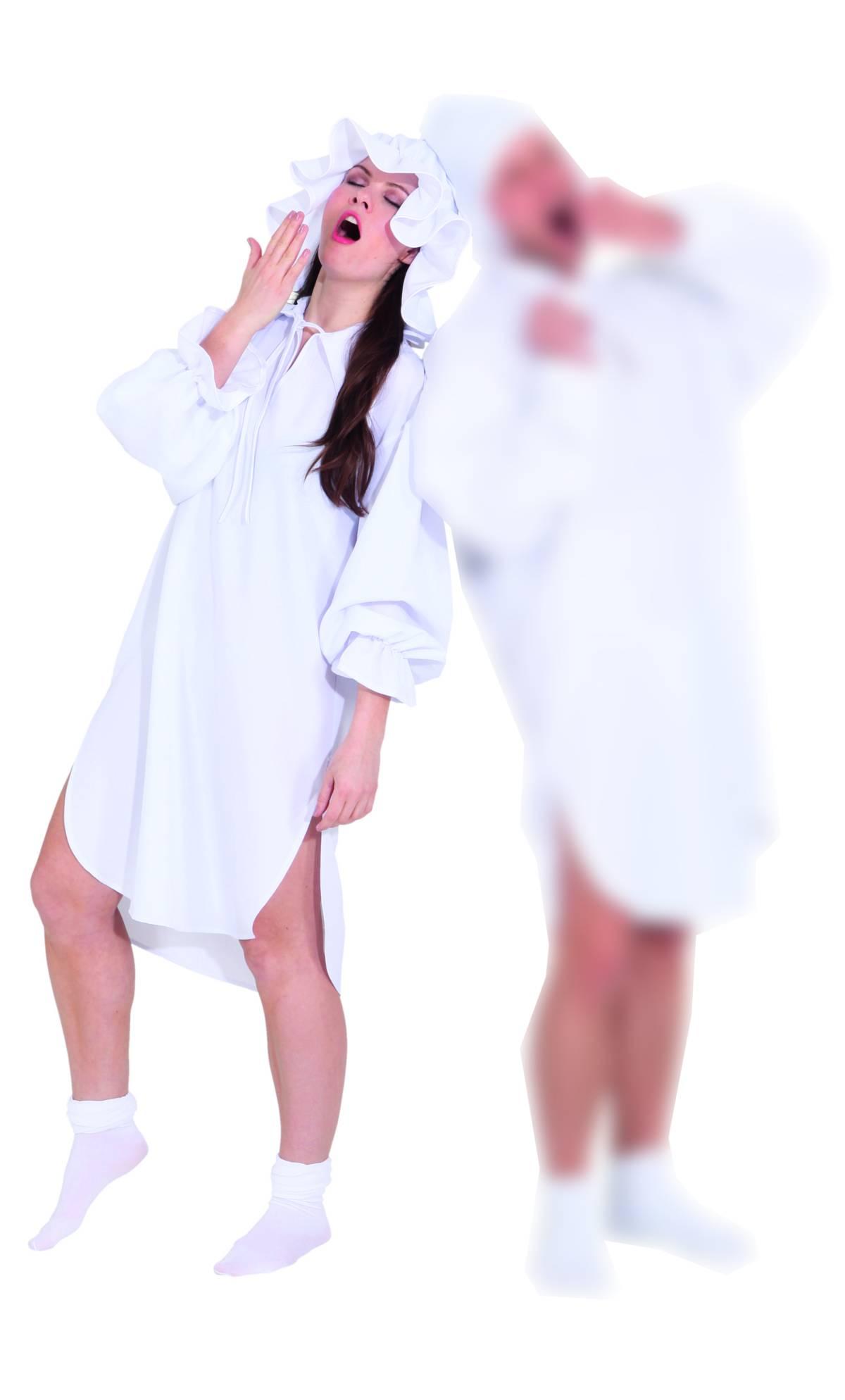 Déguisement-chemise-de-nuit-femme