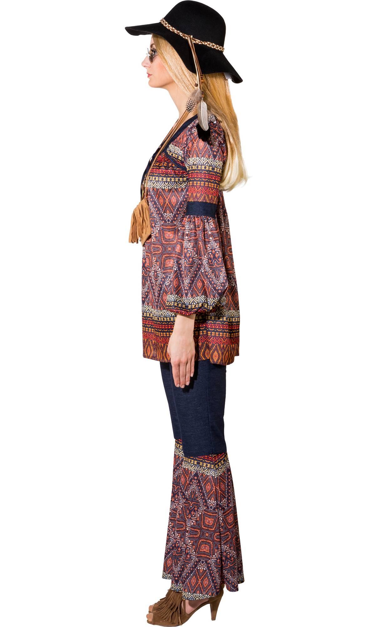 Costume-Hippie-femme-grande-taille-2