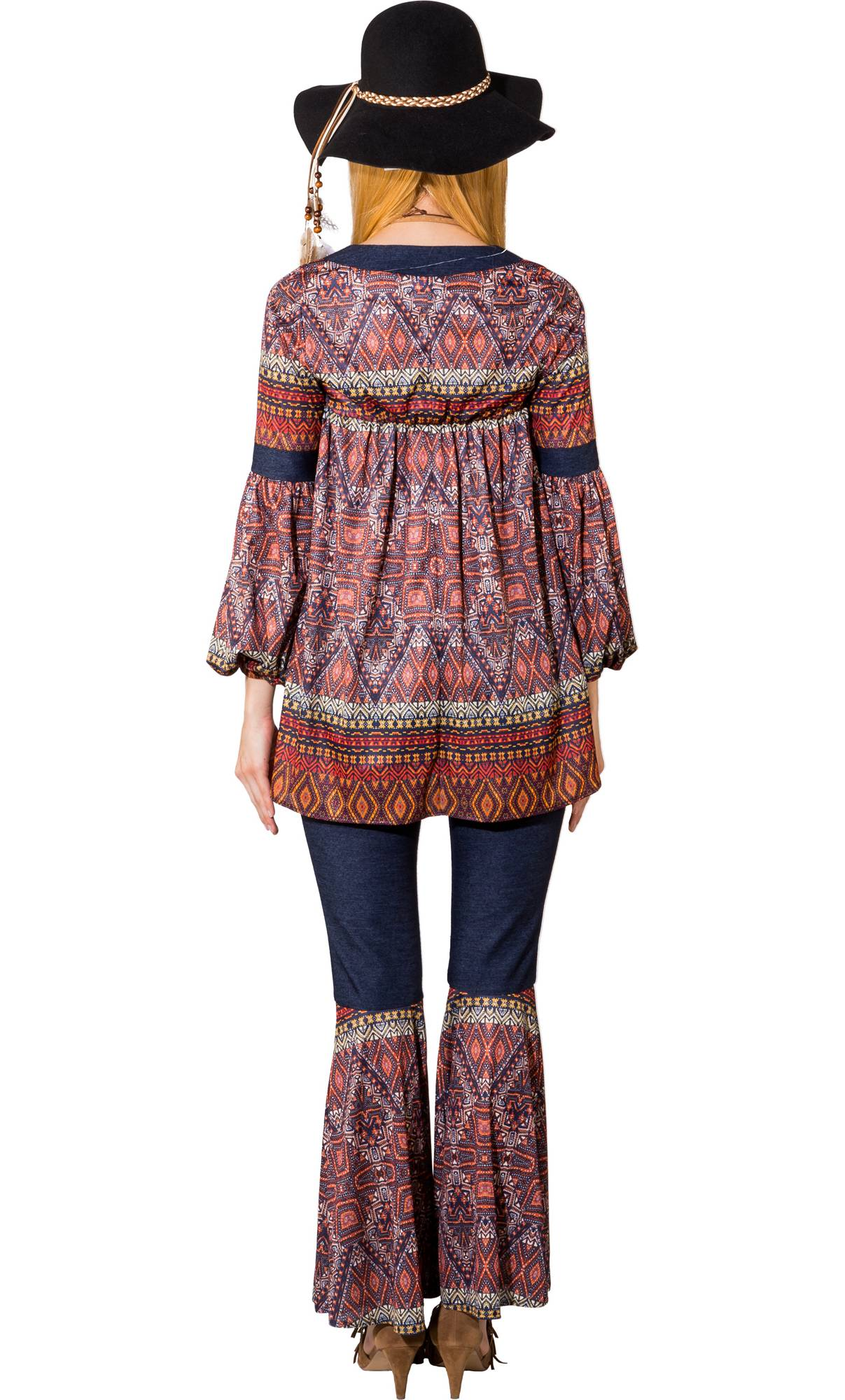 Costume-Hippie-femme-grande-taille-3