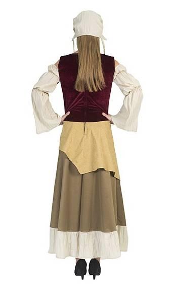 Costume-de-paysanne-médiévale-4